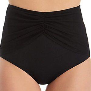 Coco Reef Solid Diva High Waist Bikini Bottom M